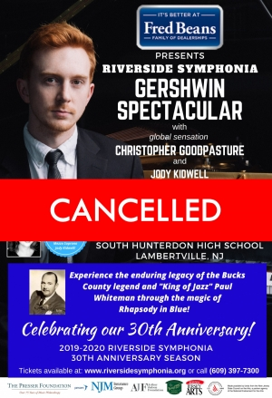 Gershwin Spectacular - CANCELLED